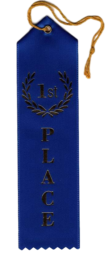 A-98 First Place Ribbon