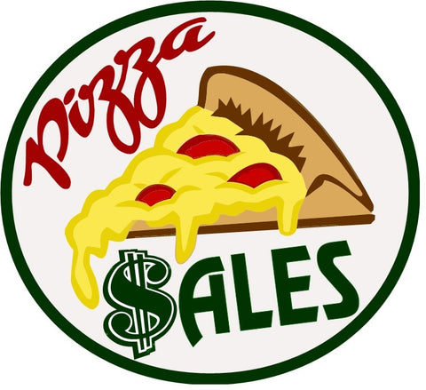 A-98 Pizza Sales