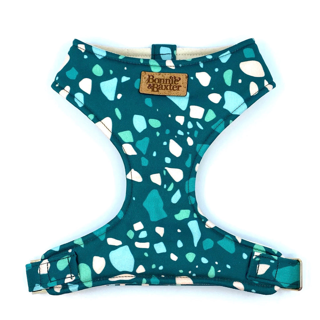 """Emerald Terrazzo"" Chest Harness"