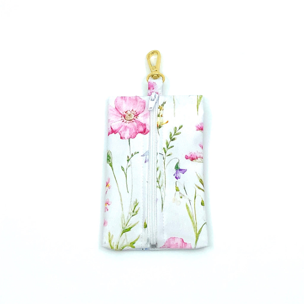 'Spring Bloom' Waste Bag Holder
