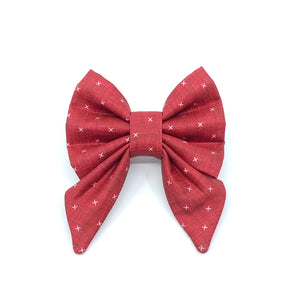 """Amore"" Bow Tie / Sailor Bow"
