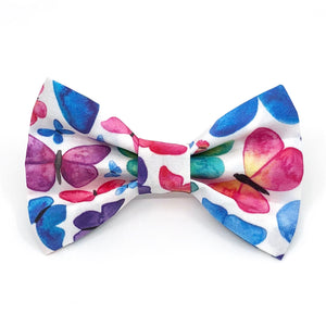 """Kaleidescope"" Bow Tie / Sailor Bow"