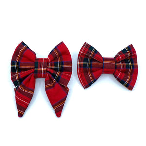 """Camden"" Bow Tie / Sailor Bow"