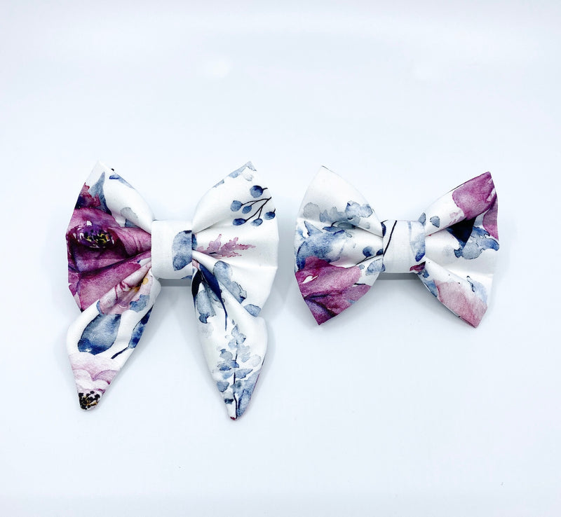 """Amelia"" Bow Tie / Sailor Bow"