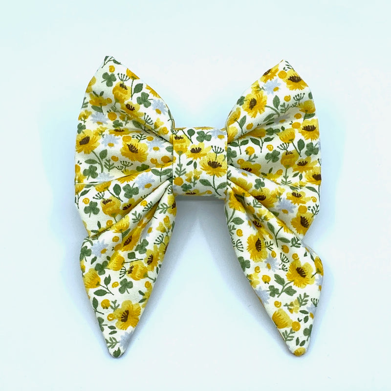 """June"" Bow Tie / Sailor Bow"