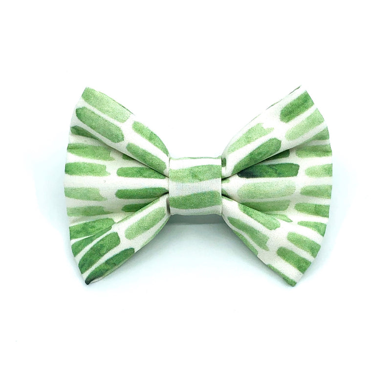 """Sage"" Bow Tie / Sailor Bow"