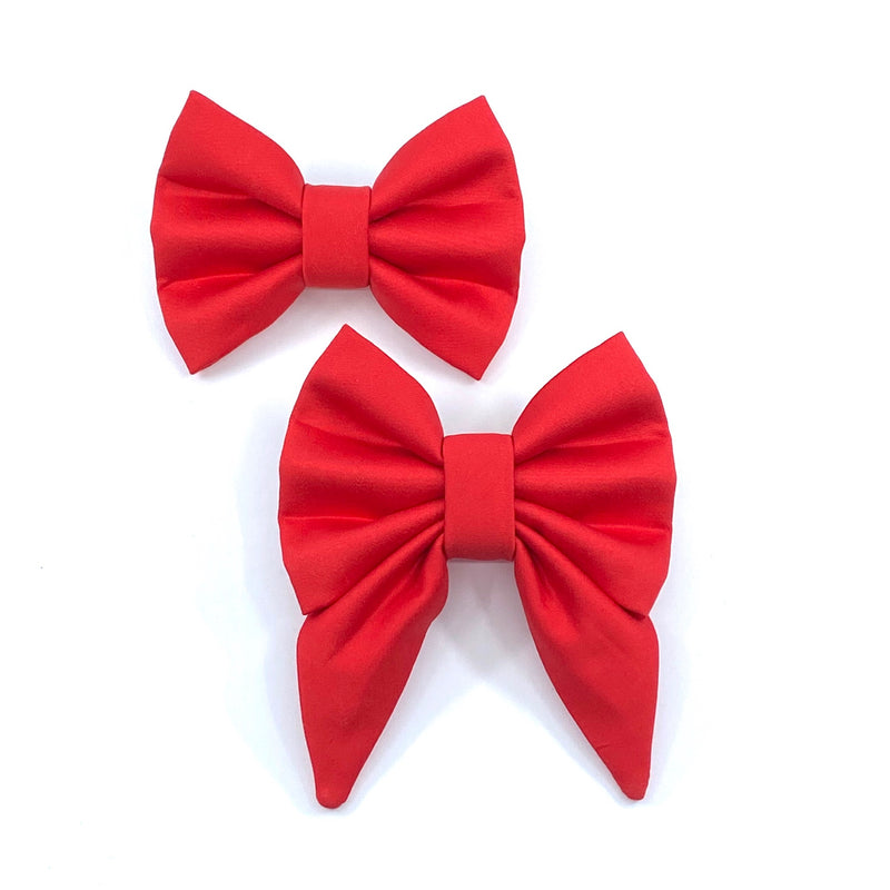 """Clifford"" Bow Tie / Sailor Bow"
