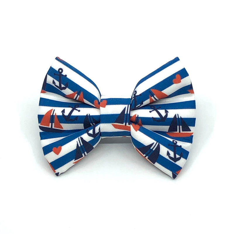 """Newport"" Bow Tie / Sailor Bow"