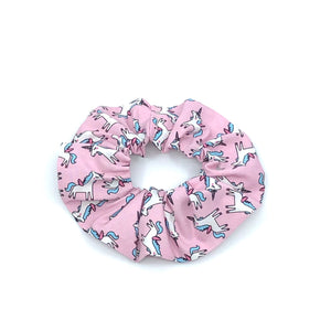 'Pink Unicorn' Scrunchie