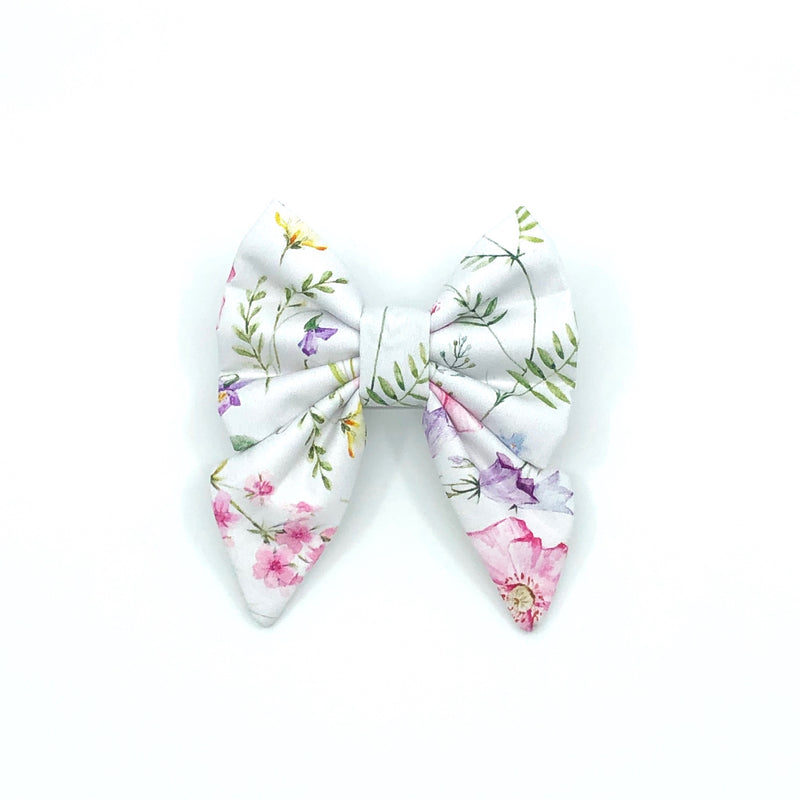"""Spring Bloom"" Bow Tie / Sailor Bow"