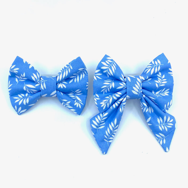 """Carraway"" Bow Tie / Sailor Bow"