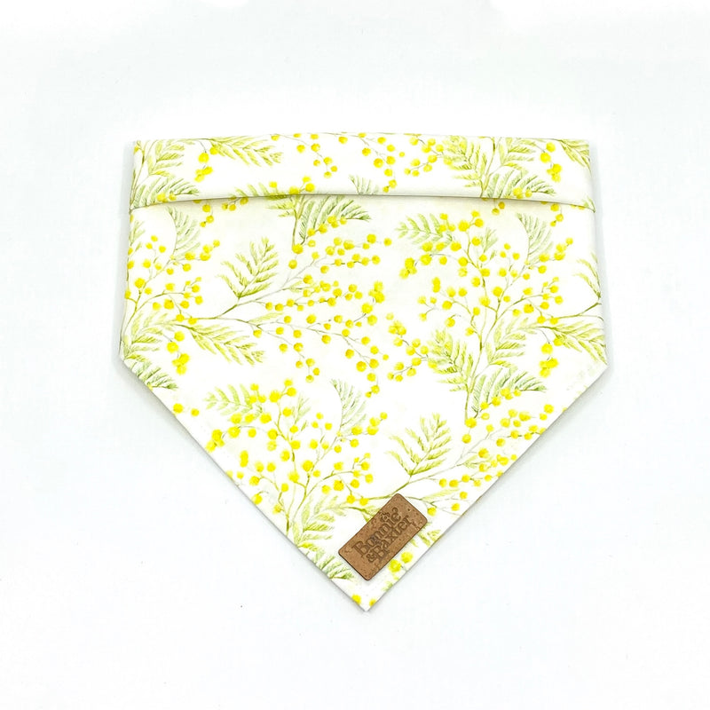 """Wattle"" Bandana - 50% Sales Go to Bushfire appeal"