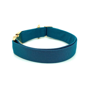 """Airforce Blue"" Collar"