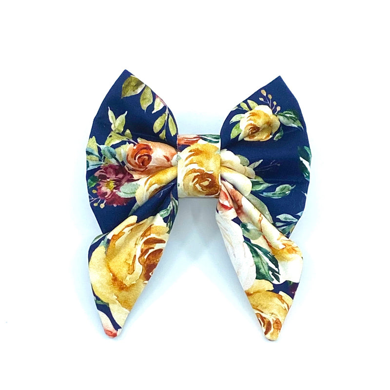 """Rachel"" Bow Tie / Sailor Bow"