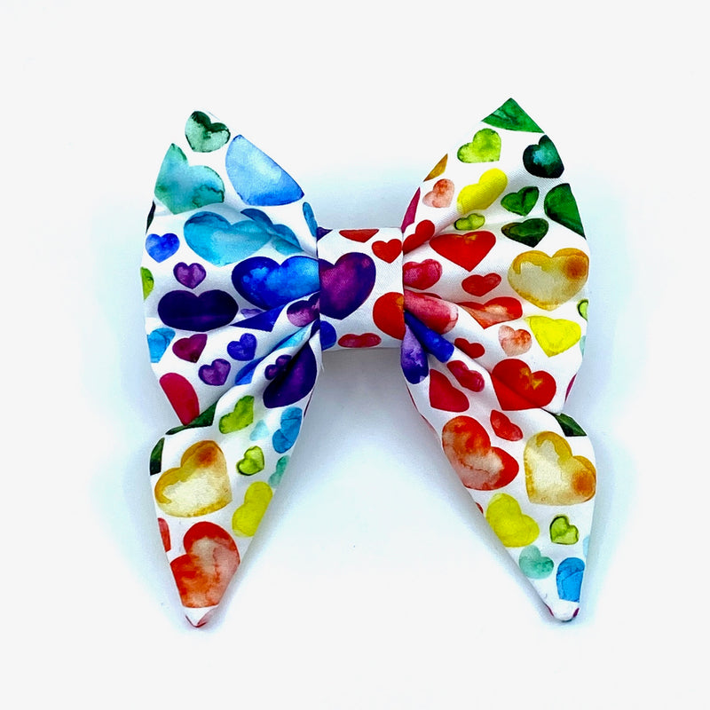 """Natasha"" Bow Tie / Sailor Bow"