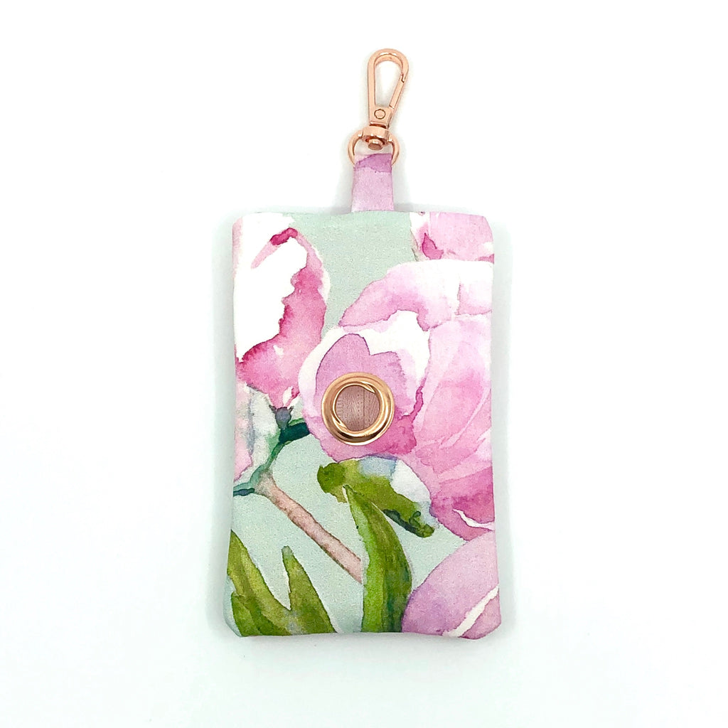 'Peony' Waste Bag Holder