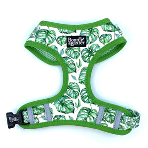 """Monstera Mania"" Chest Harness"