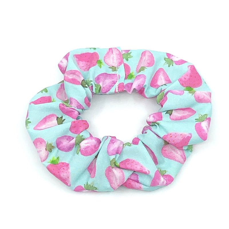 'Strawberry' Scrunchie