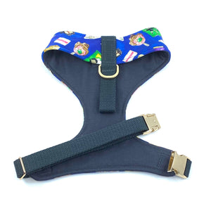 """Aussie Delights"" Chest Harness"