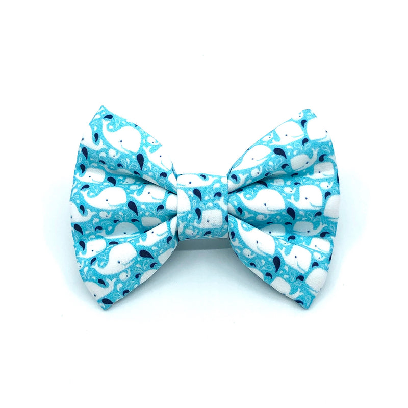 """Moby"" Bow Tie / Sailor Bow"