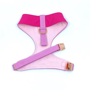 """Hot Pink"" Chest Harness"