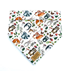 """Woodland Friends"" Bandana"
