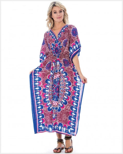 Lady Kaftan Dress Dream 421