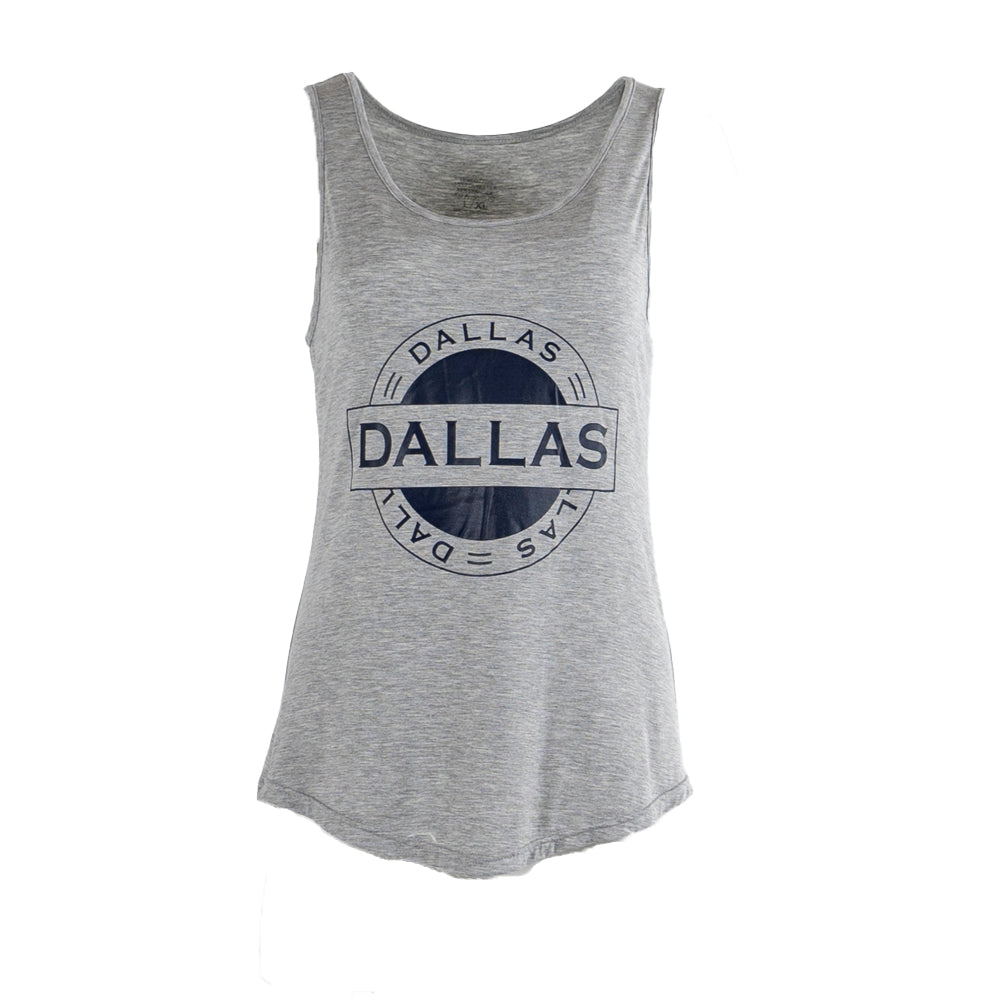 Dallas City Football Hometown Short Sleeve Mens and Women's Shirts