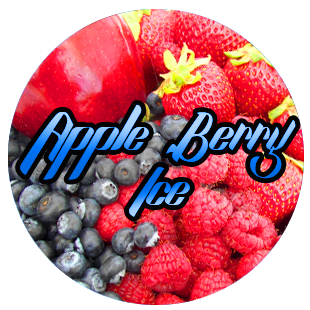 E-lixir - Apple Berry Ice