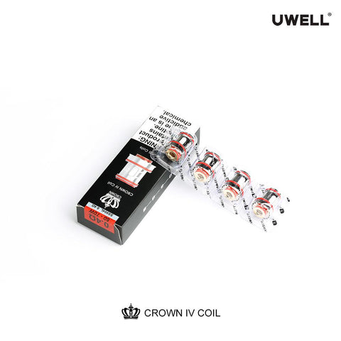 UWELL - Crown IV Coils