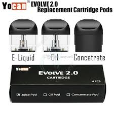 Yocan - Evolve 2.0 Cartridge Pods