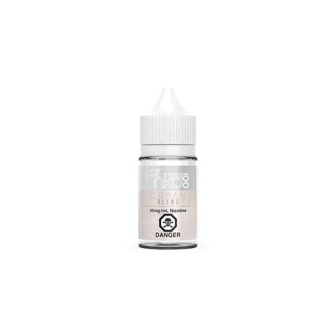Naked 100 Salt - Cuban Blend