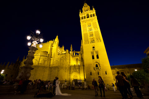seville night