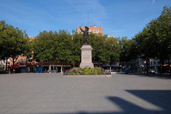 main square dunkirk