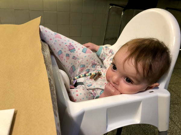 high chair conundrum