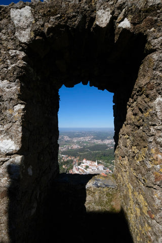 castle window