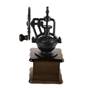 MANUAL ANTIQUE-INSPIRED COFFEE GRINDER