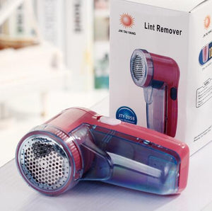 Portable Fabric Shaver and Lint Remover