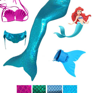 Mermaid Tail for Girls, Boys, Kids & Adults.