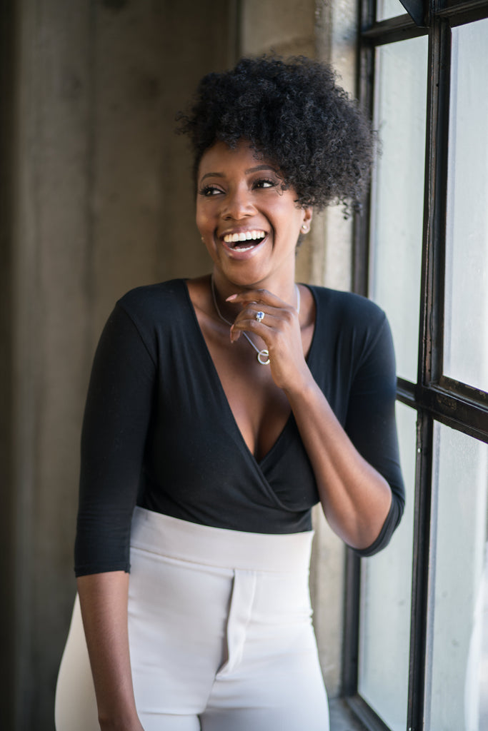 "Meet our NEW ""Pretty Girl of the Week"" Tonya Rapley!"