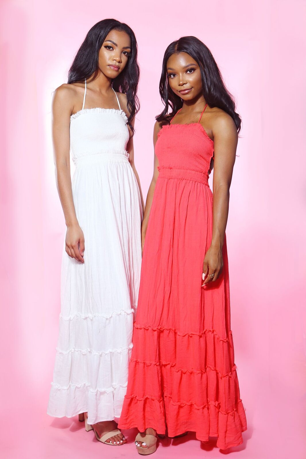 Signature Store Run Maxi Dress