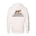 The Leopard Logo Hoodie - A Southern Lifestyle Co.