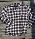 Boulevard Button Down Flannel - A Southern Lifestyle Co.