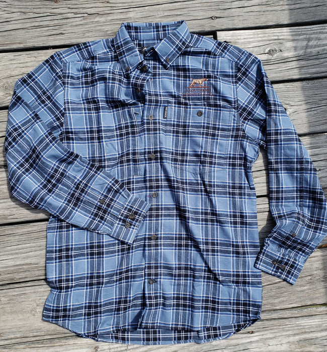 Boulevard Flannel (Button Down)