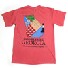 God Blessed Georgia Tee - A Southern Lifestyle Co.