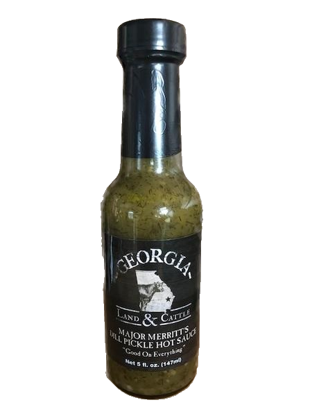 GL&C - Dill Pickle Hot Sauce - Enmarket - A Southern Lifestyle Co.