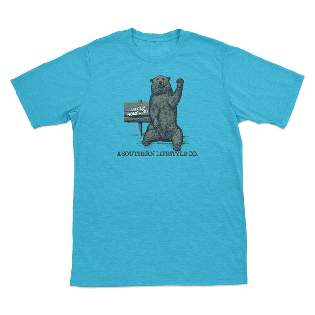 Ate My Homework - Kids Tee - A Southern Lifestyle Co.