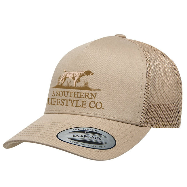 On-Point Retro Hat - A Southern Lifestyle Co.