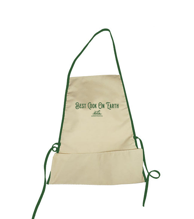 Best Cook On Earth Apron - A Southern Lifestyle Co.