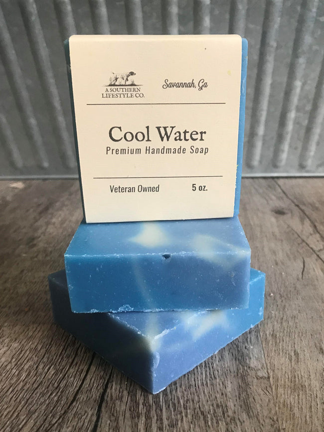 Cool Water Soap - A Southern Lifestyle Co.
